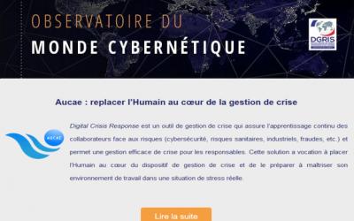 Aucae dans l'Observatoire du Monde Cybernétique