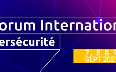 AUCAE au FIC 2021 – Forum International de la Cybersécurité