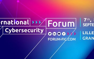 AUCAE at the International Cybersecurity Forum 2021
